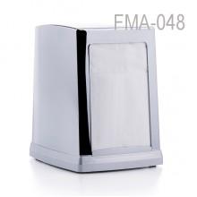 Masaüstü Peçetelik Dispenseri Metalik Kaplama (200 Pecete)