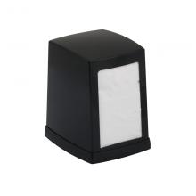 Masaüstü Peçetelik Dispenseri Siyah (200 Pecete)