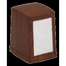 Masaüstü Peçetelik Dispenseri Ahşap Kaplama (200 Pecete)