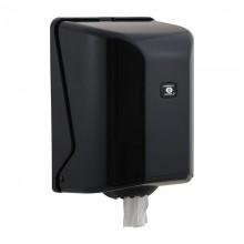 İçten Çekmeli Rulo Kağıt Havlu Dispenseri Siyah