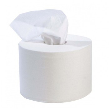 Mini İçten Çekmeli Rulo Tuvalet Kağıdı 4 Kg (12 Rulo)
