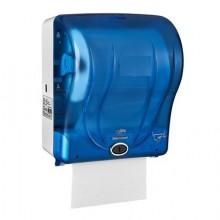 Sensörlü Rulo Kağıt Havlu Dispenseri Şeffaf - Perforesiz Kağıt İçin Uyumlu