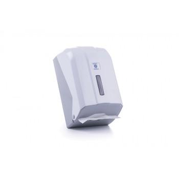 C Katlı WC Kağıdı Dispenseri - Beyaz
