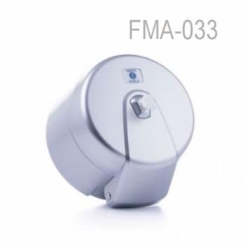 Mini İçten Çekmeli WC Kağıdı Dispenseri - Krom
