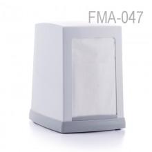 Masaüstü Peçetelik Dispenseri Beyaz (200 Pecete)
