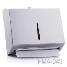 Z Katlı Kağıt Havlu Dispenseri - Paslanmaz 430 - Kapasite 200 Kağıt
